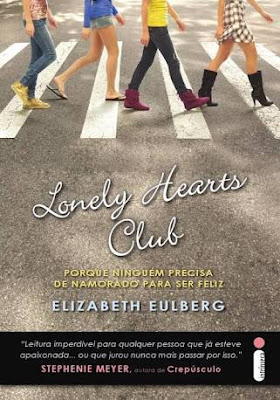 Lonely hearts club , beatles, chicklit