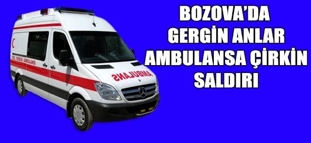 Bozova'da gergin saatler