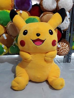 Boneka Lucu Pikachu Large