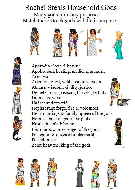 BIBLE CRAFTS FOR KIDS: Rachel Steals Household Idols