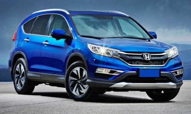 2017 honda cr v concept auto honda rumors. Black Bedroom Furniture Sets. Home Design Ideas