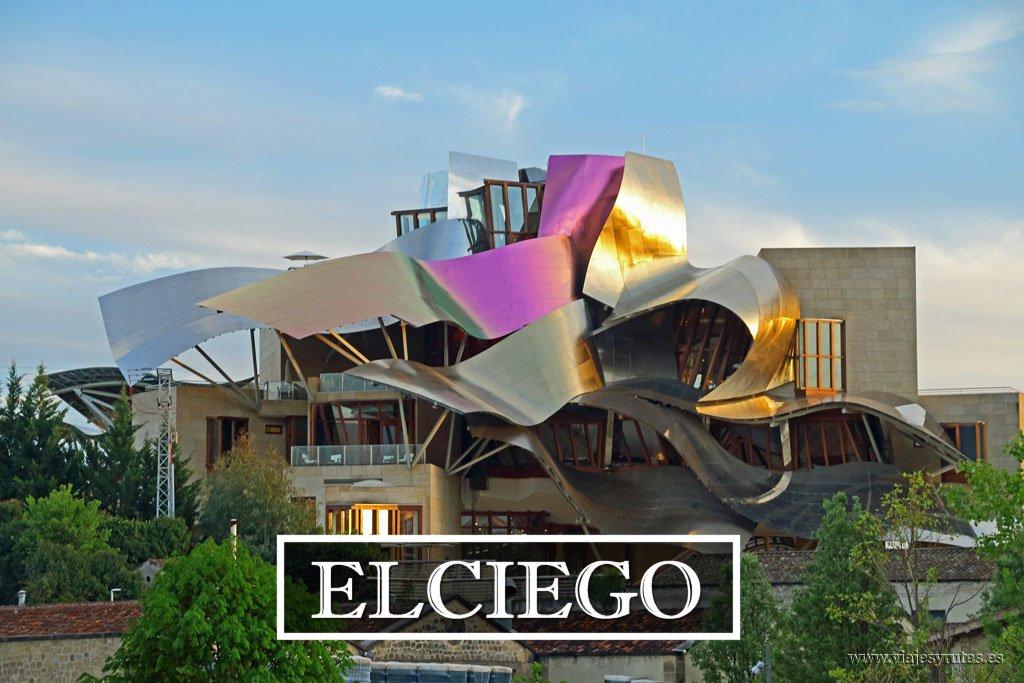 Pueblos de tradición vinícola de la Rioja Alavesa: Elciego