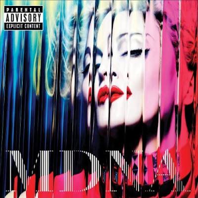 album MDNA Madonna