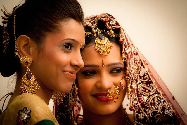 why Indian women wear nose rings?