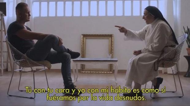 Sor Lucía Caram y su entrevista con un actor porno