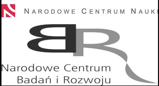 Logo NCN i Logo NCBiR