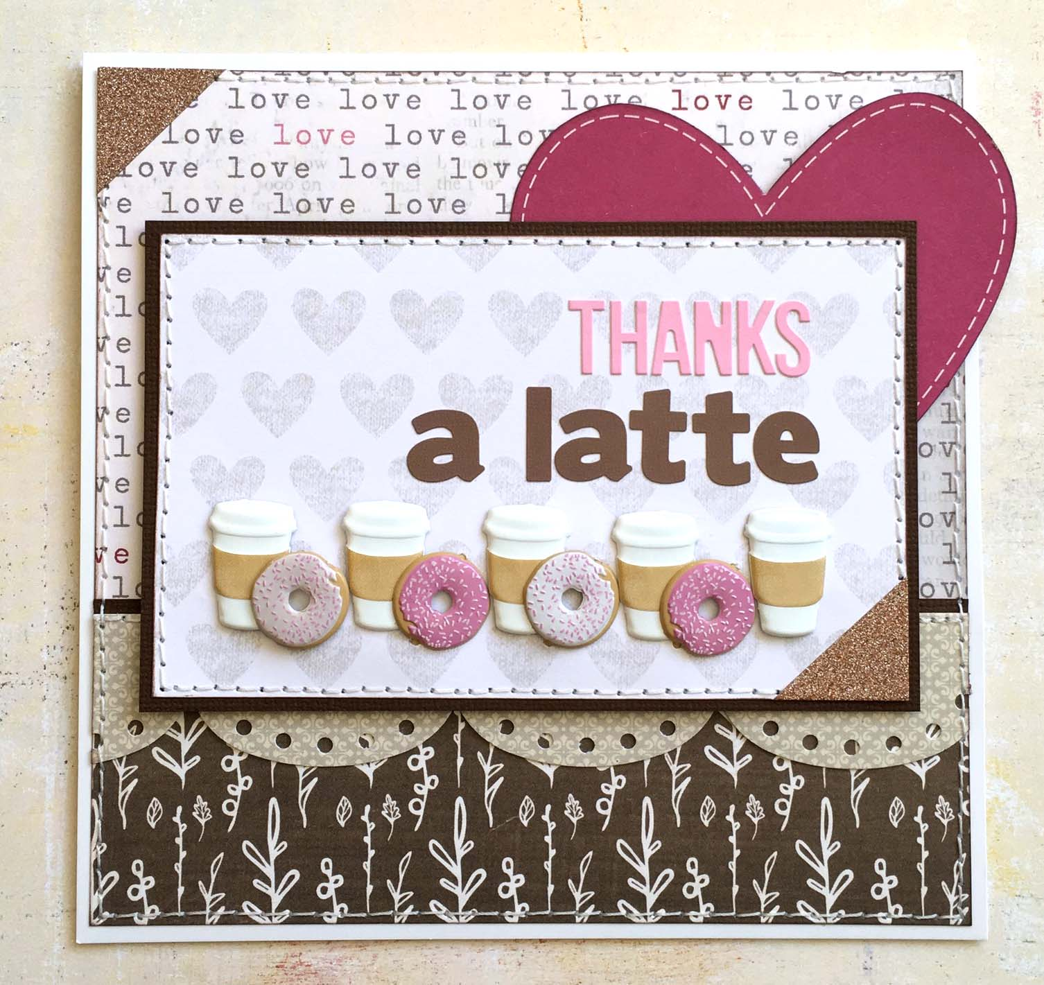 ...all The GOOD Blog Names Were Taken...: Thanks A Latte