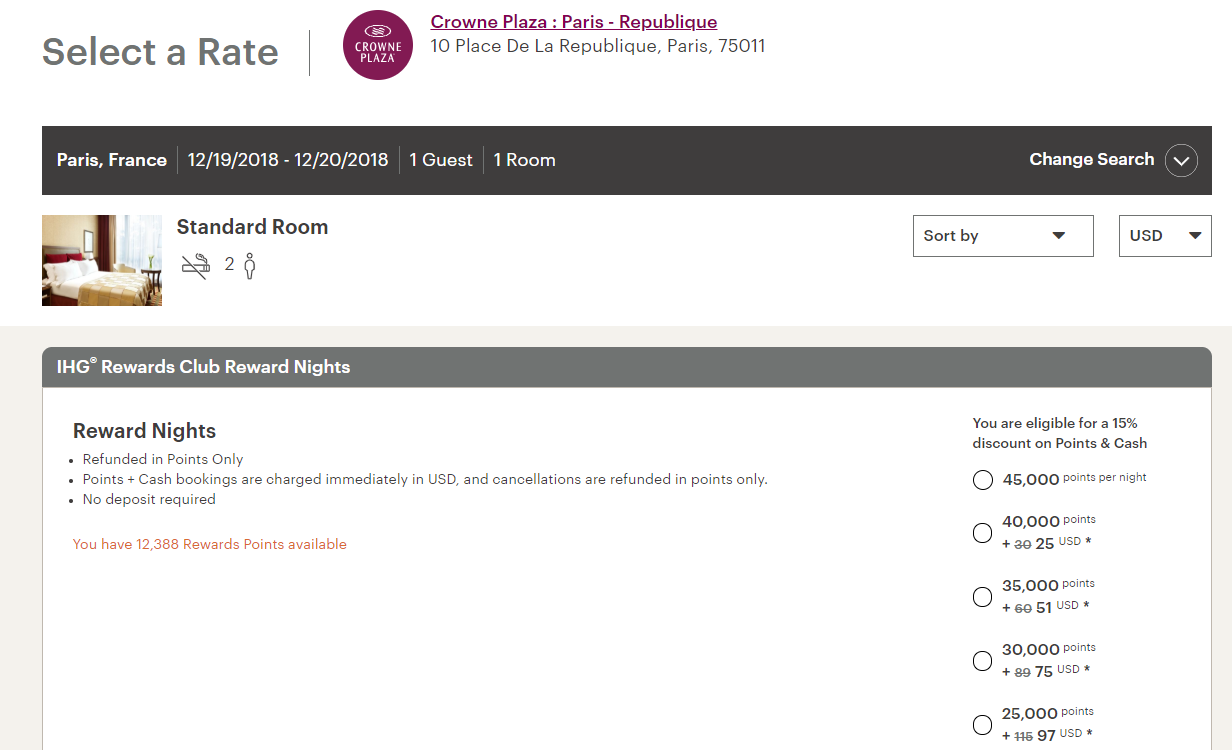 Nice Trick: Buy 55,000 IHG Points For 4 Cents A Piece With American