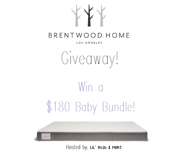Brentwood Home Baby Bundle Giveaway ~ Ends 2/12