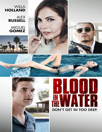 Ver Blood in the Water (2016) Online