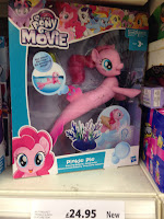 MLP The Movie Figures, Books & Stationery