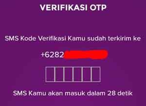 verifikasi otp