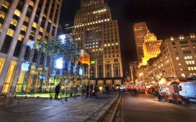 Apple em Nova York
