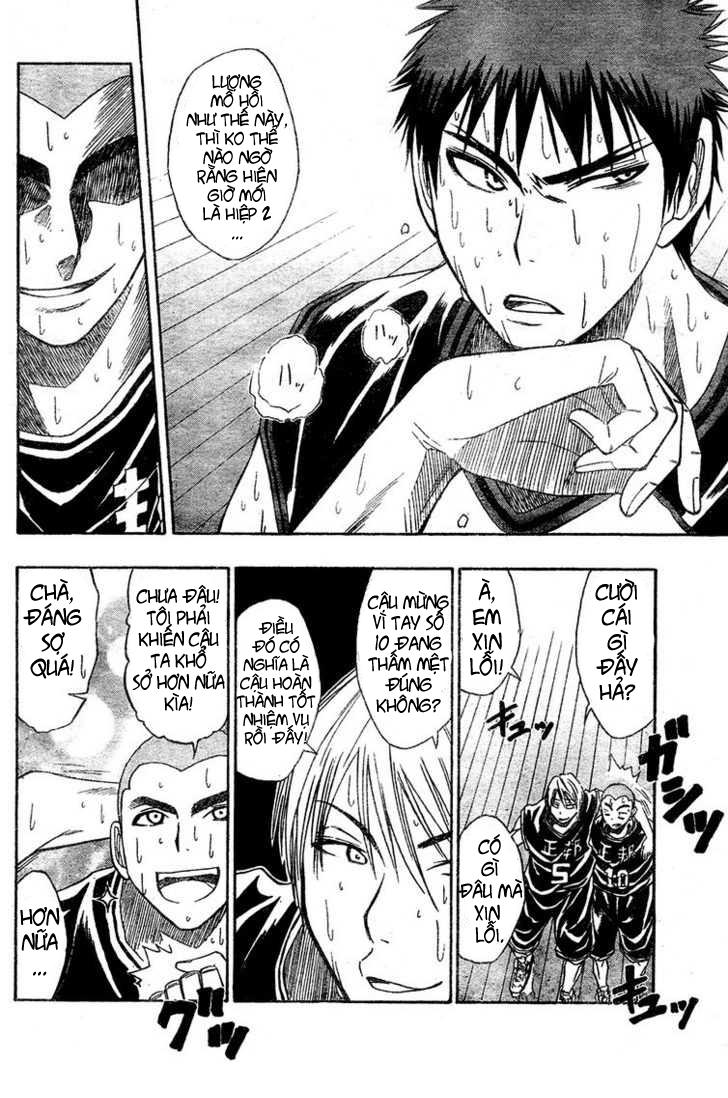 Kuroko No Basket chap 022 trang 11