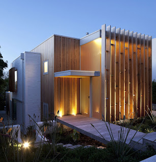 Consider the application of modern architecture