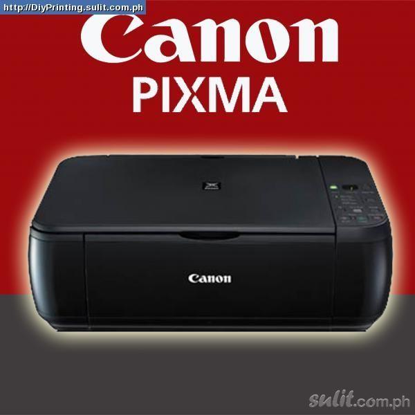 Diva Computer Error E03 Pada Printer Canon Mp287