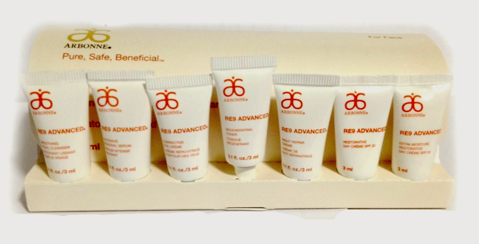 Annie Inspired by Nature: Beauty Feature: REVIEW: Arbonne