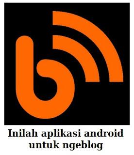 aplikasi android blogaway