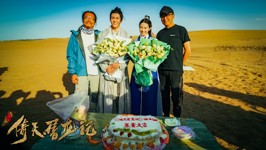 DramaPanda: Two more dramas wrapped filming this week
