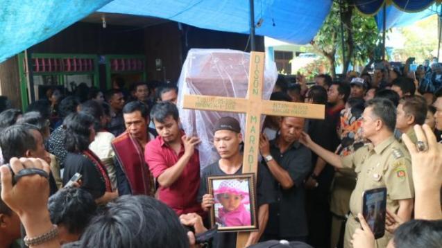 Aksi Solidaritas Bagi Keluarga Intan dan Korban Bom Samarinda Terkumpul Dana Hampir Rp100 Juta