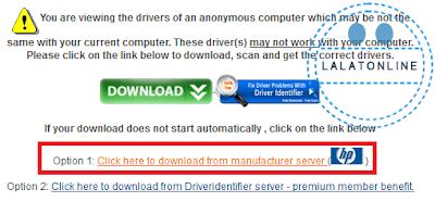 Solusi mudah mencari segala jenis driver komputer