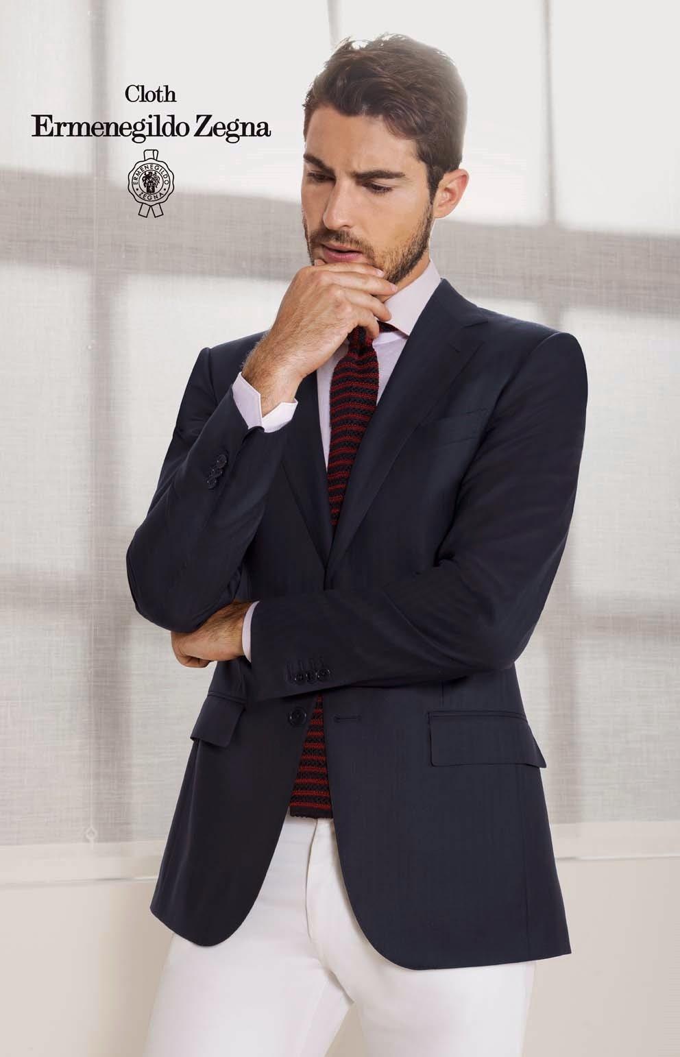 84b5287f27fe1f Votre plus beau costume sur mesure Italien par tailleur homme paris ...