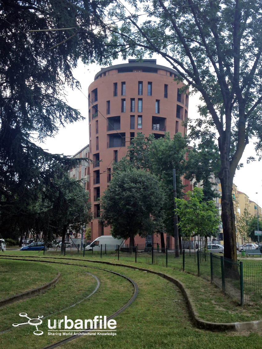 Urbanfile  Milano Zona San Siro  La Torrazza in