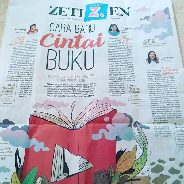 BOOKTUBER Cara Asik Review Buku Di You Tube