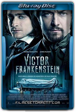 Victor Frankenstein Torrent Dublado