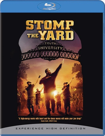 Stomp The Yard 2007 BRRip 900Mb Dual Audio 720p