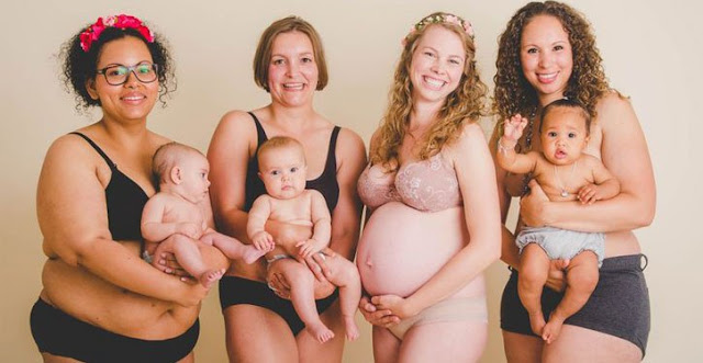 13 Moms After Giving Birth That Make Us Very Proud