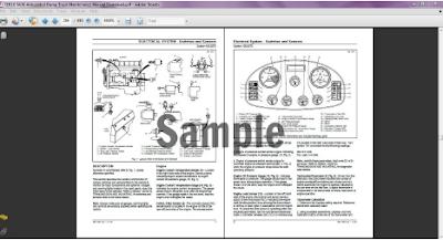 yamaha br250 1986 repair service manual