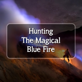 Hunting Blue Fire
