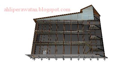 Bentuk Ukuran Rumah Sarang Burung Walet Cepat Huni - Tips ...
