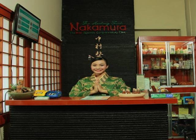 Sehat alami ala Nakamura
