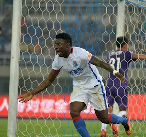 Oba Goal!! Footballer Obafemi Martins Got  New Deal From Shanghai Shehua