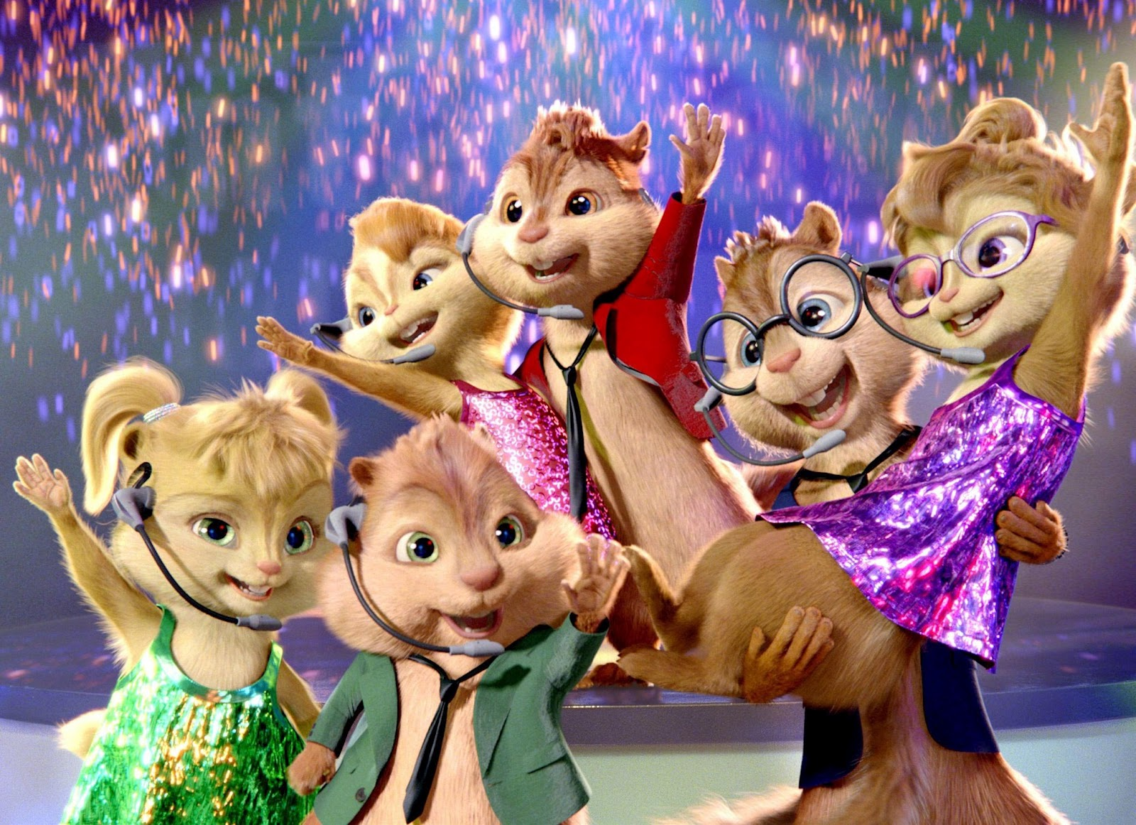 alvin and the chipmunks - photo #1