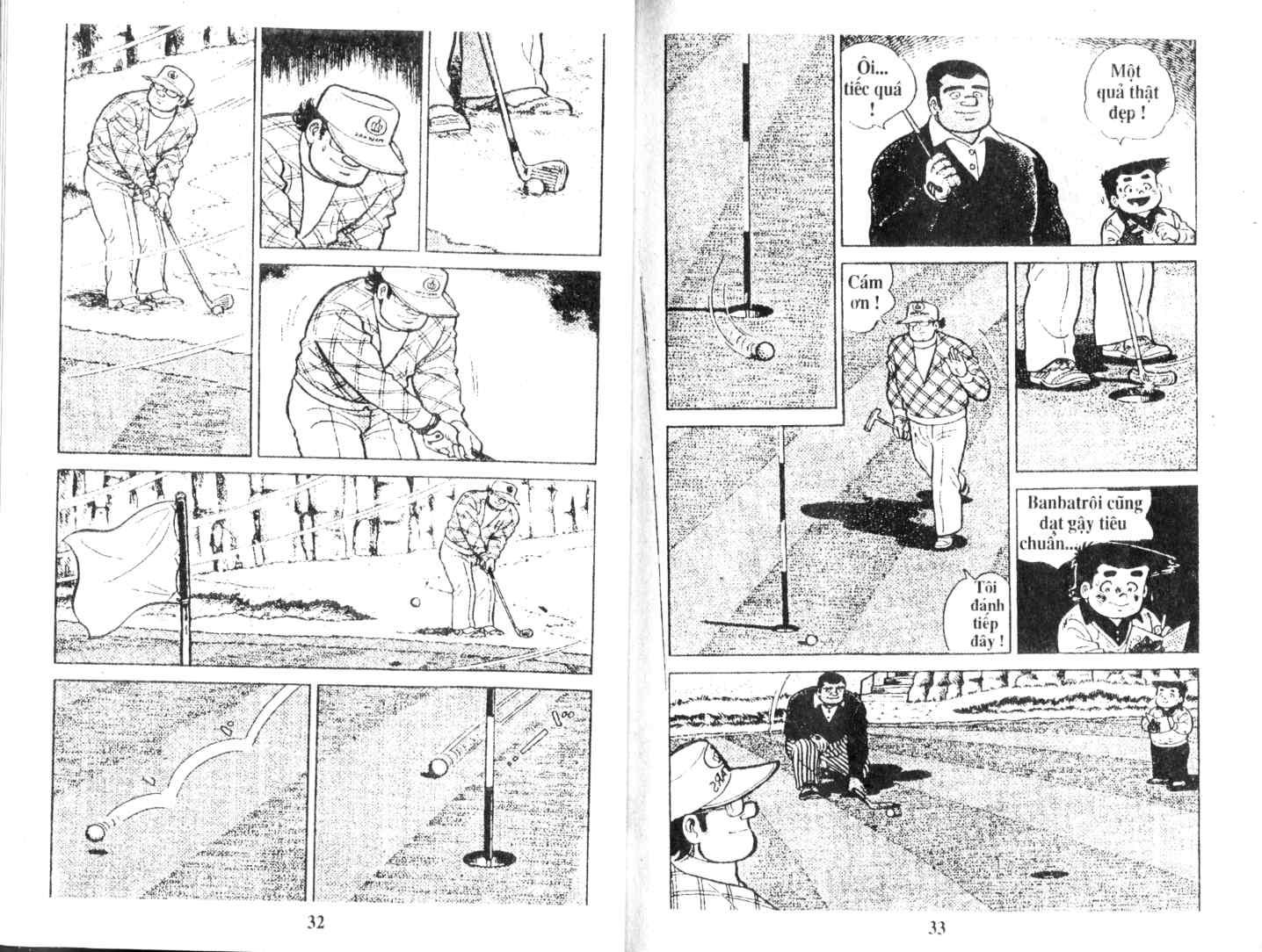 Ashita Tenki ni Naare chapter 17 trang 14