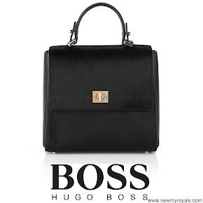 Queen Letizia style BOSS Medium Bag