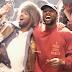 Kanye West e Kid Cudi se reúnem em sessão de estúdio