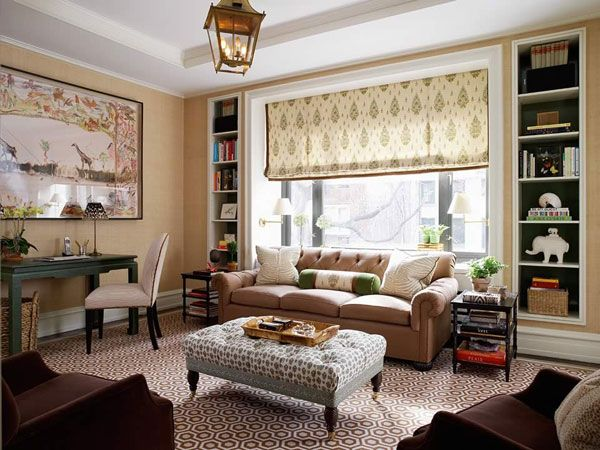 Home Office Designs: living room decor ideas