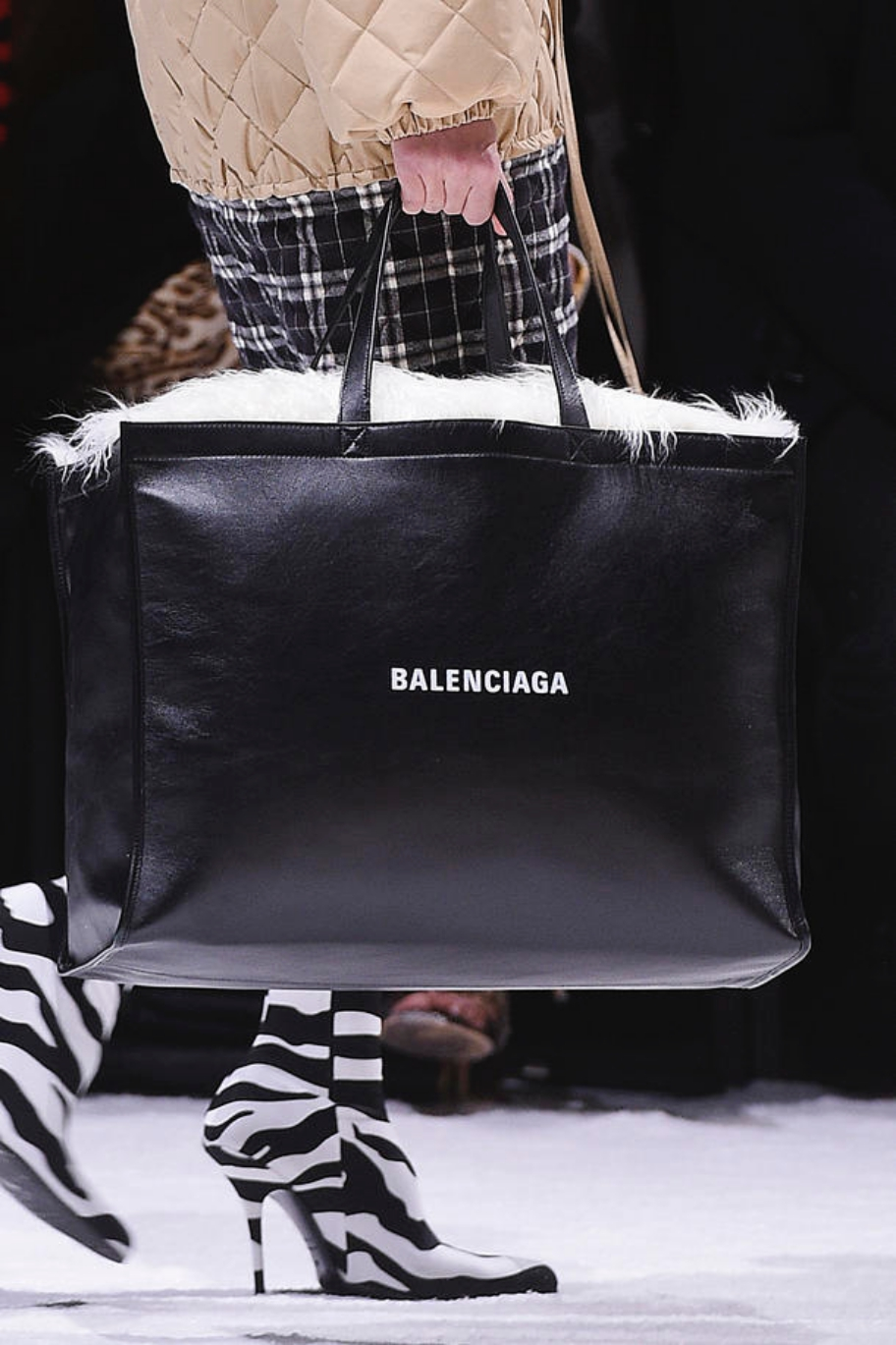 Taschen Trends 2019 XXL Bags