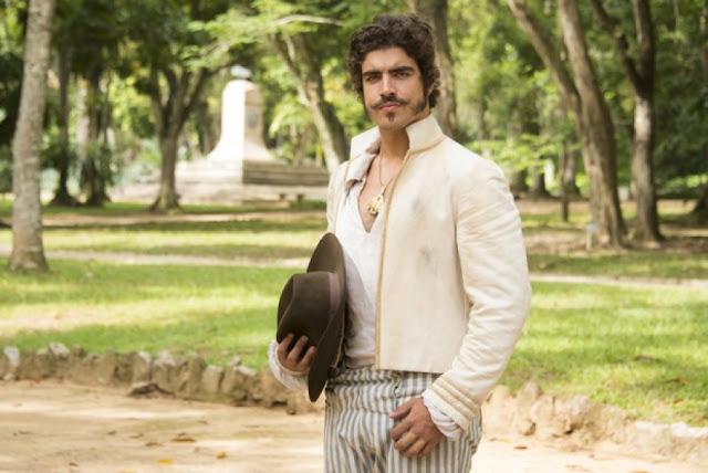 Crítica | Caio Castro vive seu melhor momento na TV com personagem em Novo Mundo