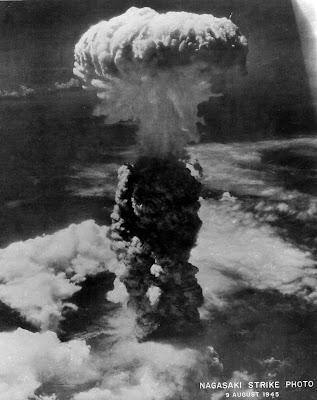 Explosión Nuclear en Nagasaki