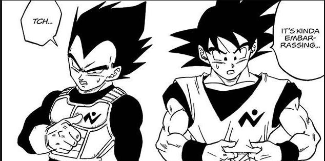 'Dragon Ball Super' Gives Goku and Vegeta New Team Uniforms