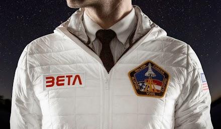Space Jacket - Eine von der NASA inspirierte Thermo-Jacke als Crowdfund Projekt ( 3 Bilder )