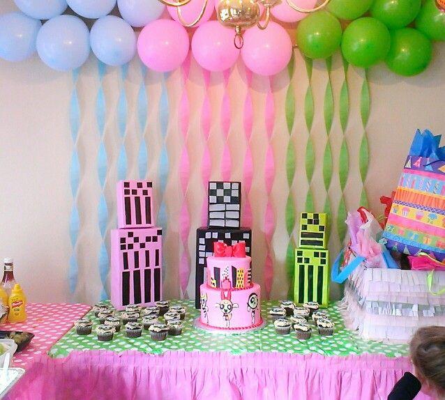 gambar konsep tema dekorasi ulang tahun