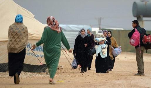 30 ألف عائلة سورية في الأردن مهددة بقطع المساعدات