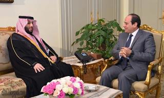 الملك سلمان يقدم تعازيه للسيسي في ضحايا هجوم حلوان