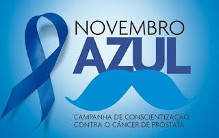 Novembro Azul: Saúde de Baraúna convida homens para palestra sobre Câncer de próstata